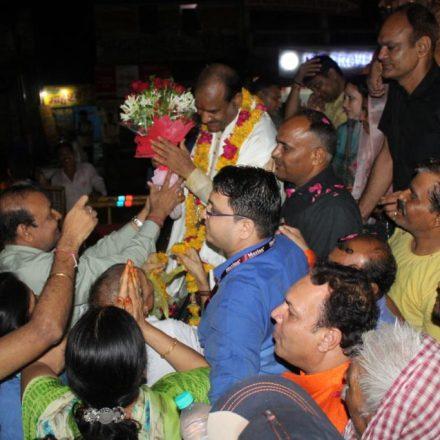 Lok Sabha Speaker Inaugration